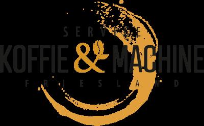 Logo koffiemachine friesland