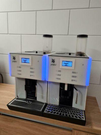 WMF Prestolino horeca koffiemachine friesland